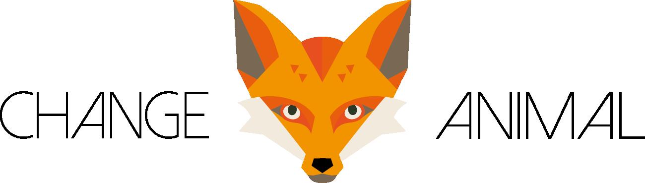 Logo Change Animal - Christine von Fragstein