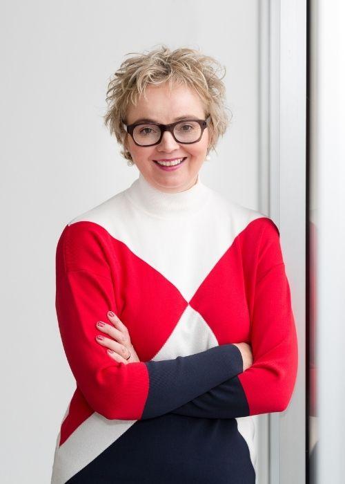 Christine von Fragstein Profil